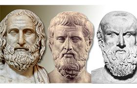Trágicos-griegos